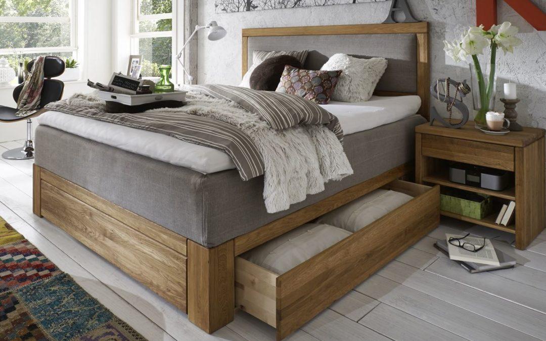 Mehr Stauraum schaffen –  mit einem Schubkastenbett