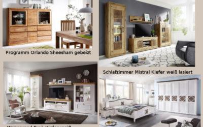Oberflächenbehandlung Holz – Die verschiedenen Oberflächen von Massivholzmöbeln