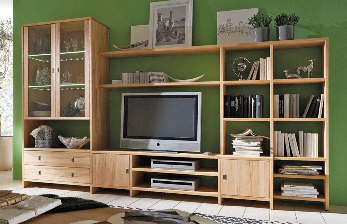 Mixit Wohnwand 2 Kernbuche Oder Wildeiche Ein Programm Zum Selberplanen Mit Unendlich Vielen Moglichkeiten
