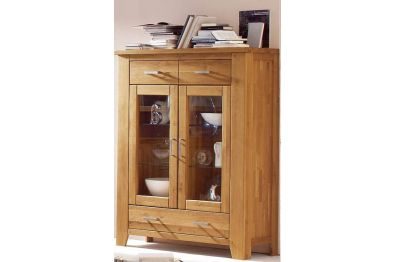 Highboard Wildeiche massiv  Modell LOFT 22