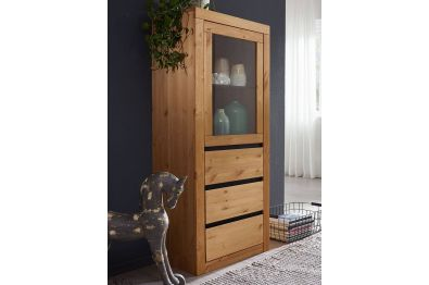 Highboard Kiefer massiv