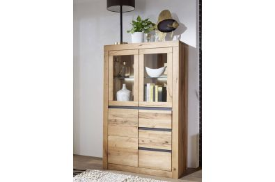 Sideboard Wildeiche massiv