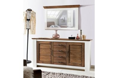 Kommode Highboard Kiefer, Modell Laguna 72