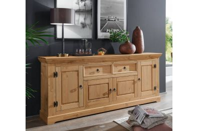 Sideboard Kiefer massiv, Modell 204